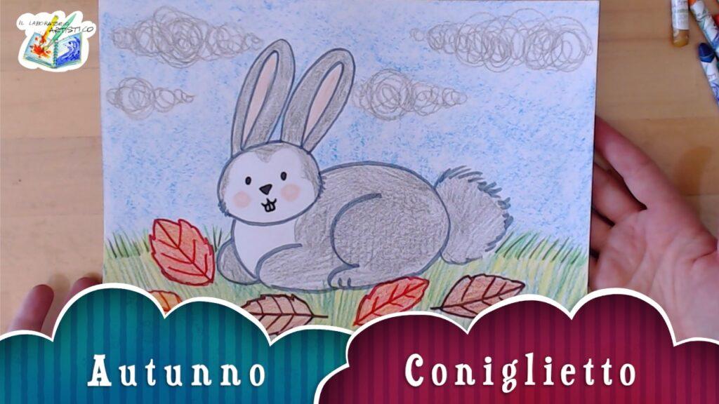 Stagioni: il coniglietto d'autunno