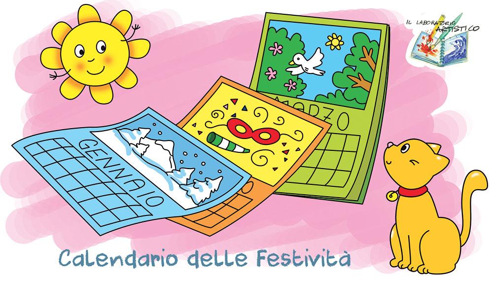 Calendario delle Feste 2021