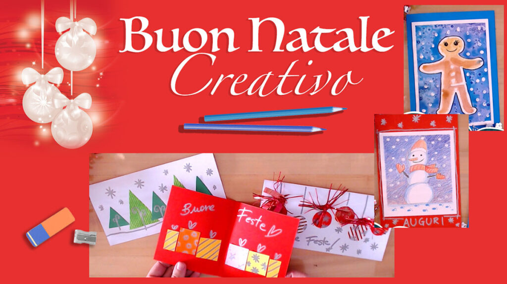 Buon Natale creativo