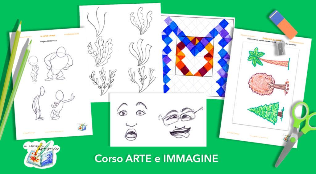 Arte e immagine per l'accoglienza a scuola