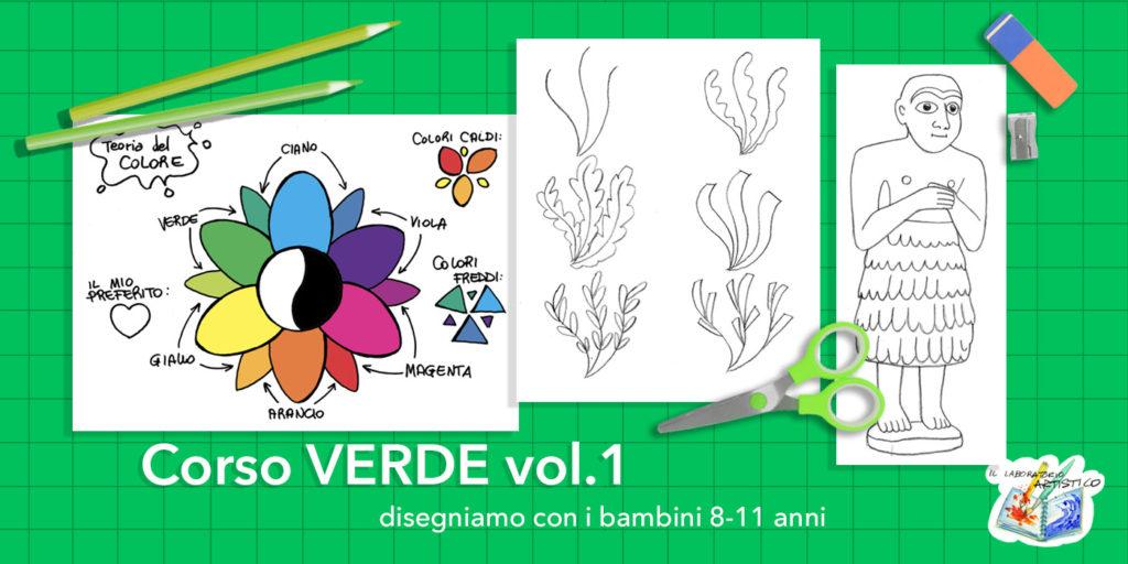Corso Verde Vol. 1 (8-11 anni)