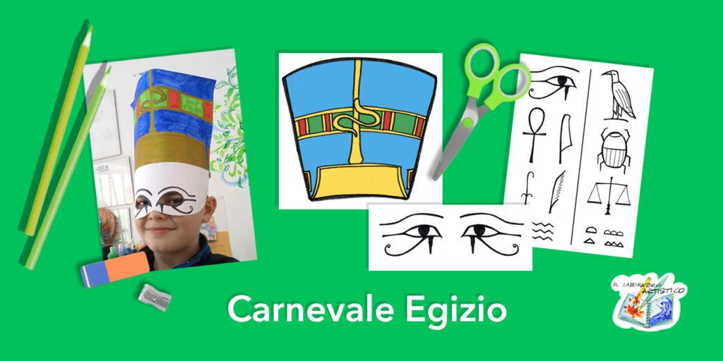 Carnevale a tema egizio