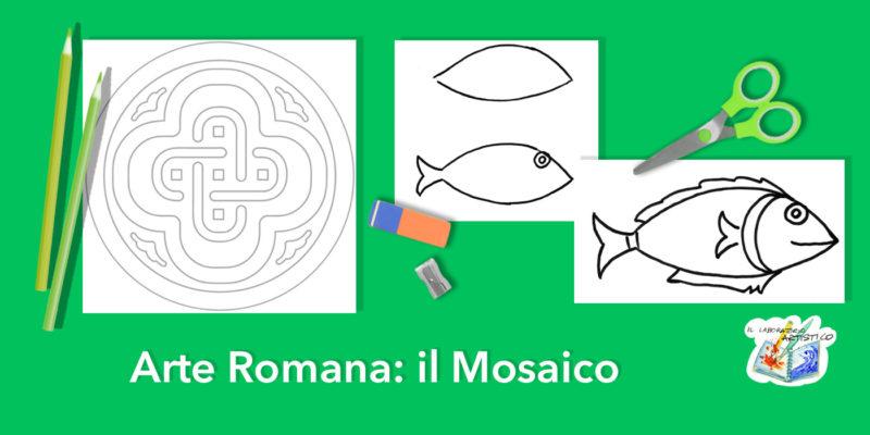 arte romana il mosaico