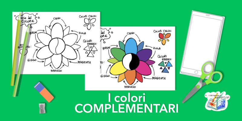 c2 corso verde vol1 colori complementari