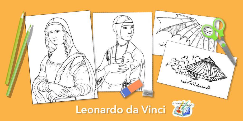 Speciale Leonardo da Vinci gratis per voi