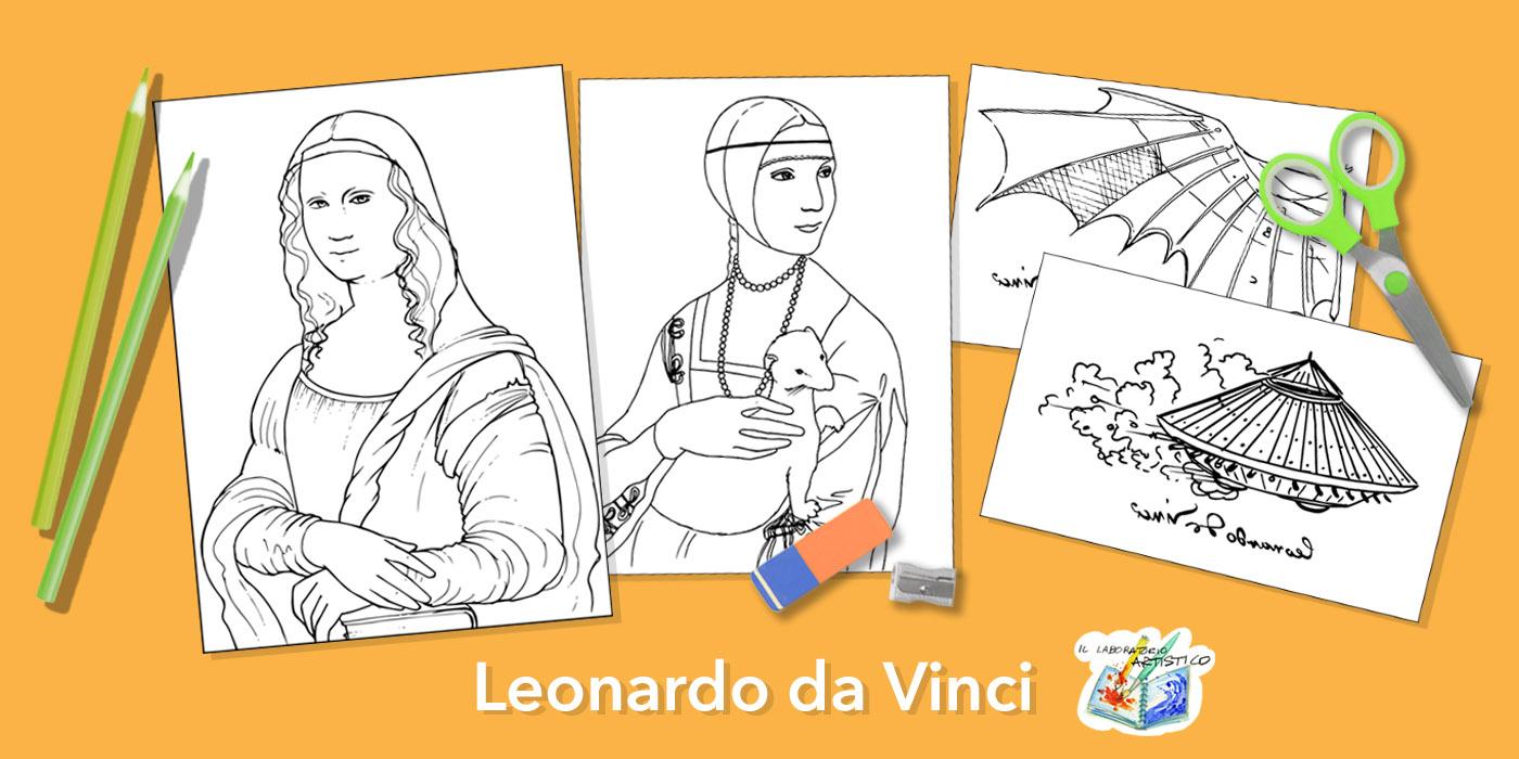 Leonardo da Vinci gratis