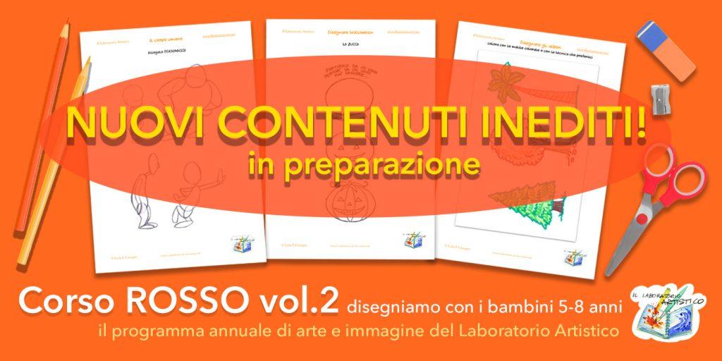 Corso di aggiornamento di arte e immagine: ROSSO vol.2