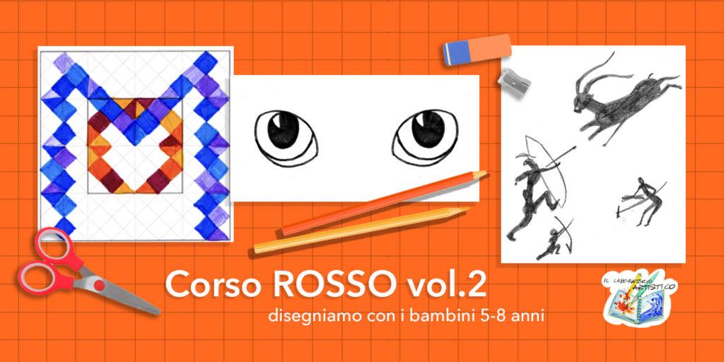 Corso Rosso Vol. 2 (5-8 anni)