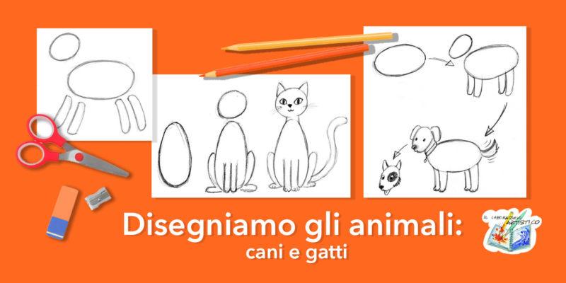 disegniamo gli animali