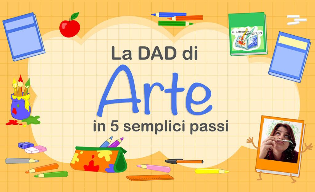 DAD di arte e immagine: consigli