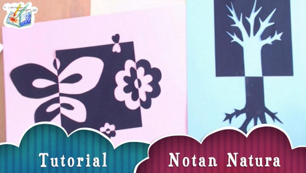 Notan – due idee creative